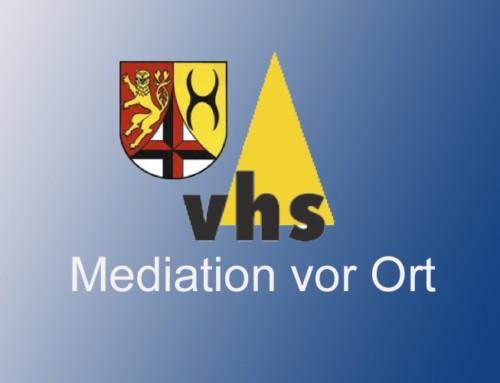 Mediation vor Ort