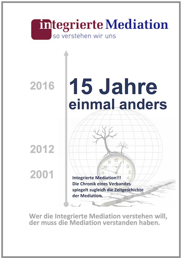 integrierte Mediation Broschüre