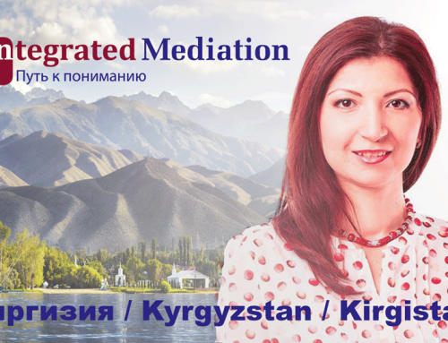 Mediation in Kirgistan