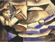 Fritz_Baumann_Trinker_1915