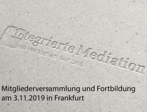 Jahresversammlung und Fortbildung 2019