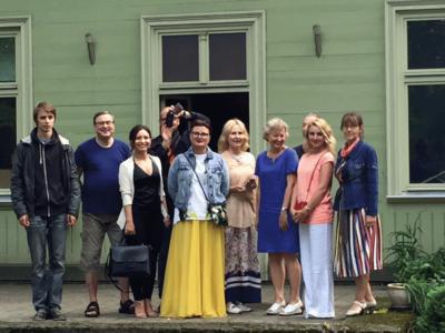 Kursteilnehmer Riga 2016