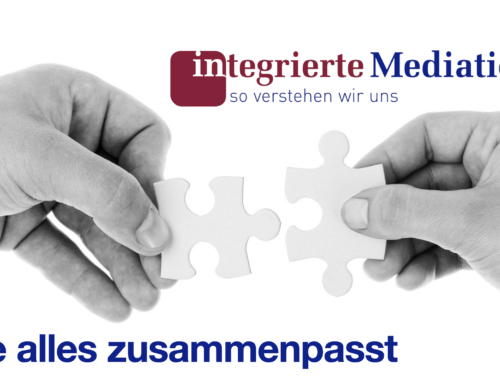 Integrierte Mediation in 2 Minuten