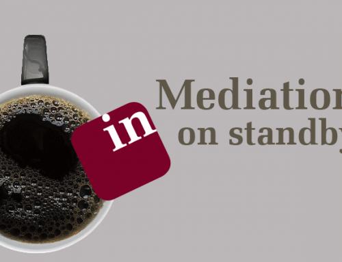 Standby on Mediation