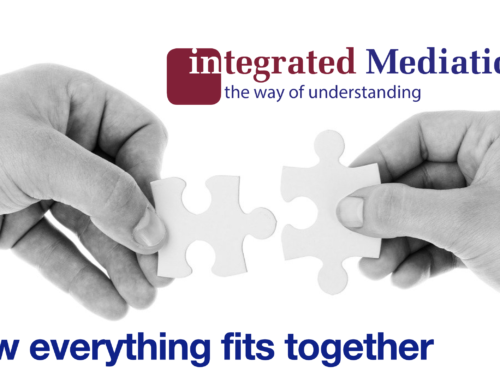 Integrated Mediation in 2 Minutes
