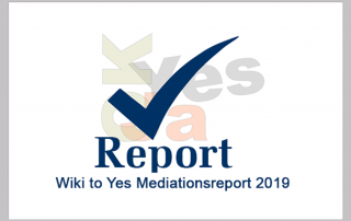 Mediationsreport 2019