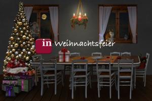 Weihnachtsfeier 2018 @ Hotel Diehls | Koblenz | Rheinland-Pfalz | Deutschland