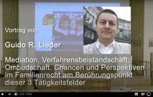 Familienmediation, Verfahrensbeistandschaft, Ombudschaft @ online