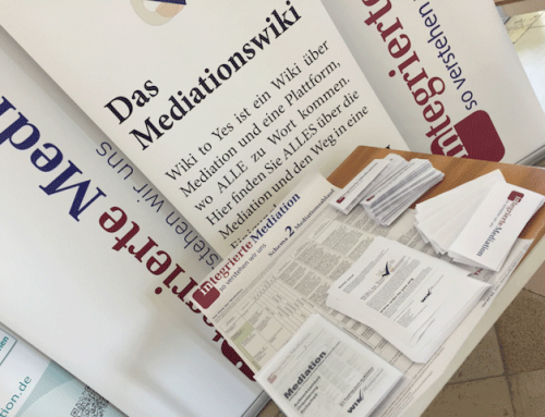 Mediationstag in Stuttgart