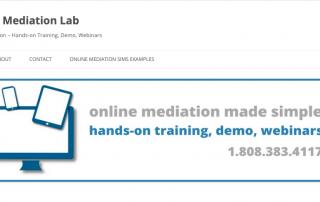 Onlinemediation