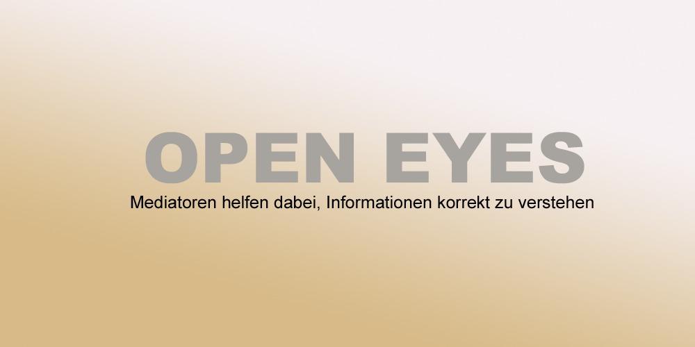 Das Projekt Open Eyes