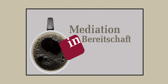 Mediation in Bereitschaft