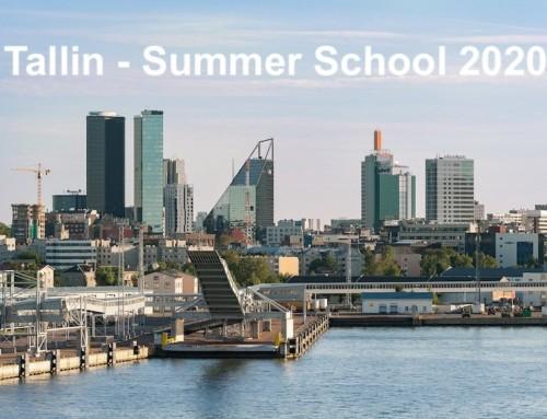 Tallin – Summer School 2020