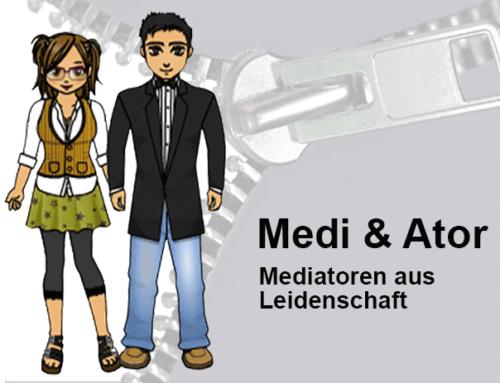 Medi & Ator V erschienen